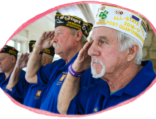 Sgt. David L. Rasmussen Veterans Fund