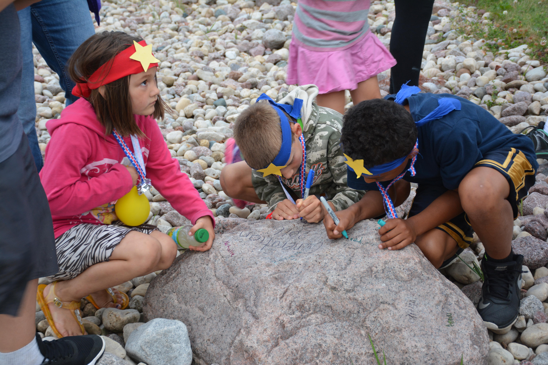 Signing Rock