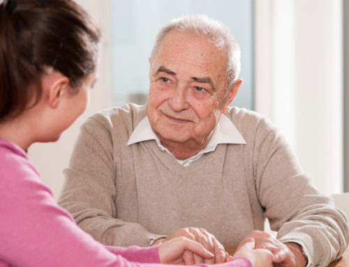 Talking with Seniors and Those With Underlying Health Conditions About Social Distancing