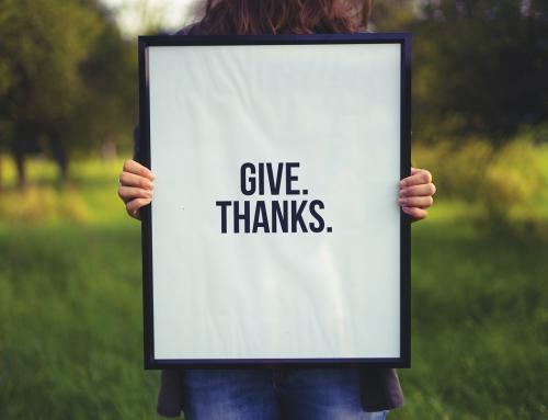 Gratitude as a Spiritual Practice