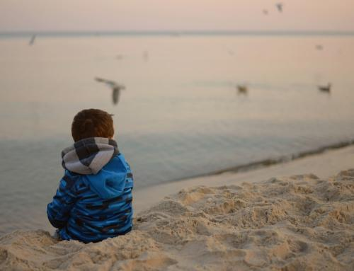 Supporting a Grieving Child through the Summer